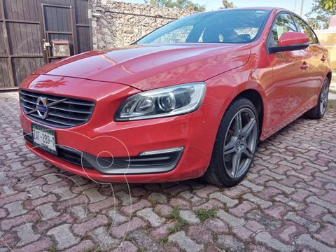 Volvo S60 Addition Aut usado (2014) color Rojo precio $185,000