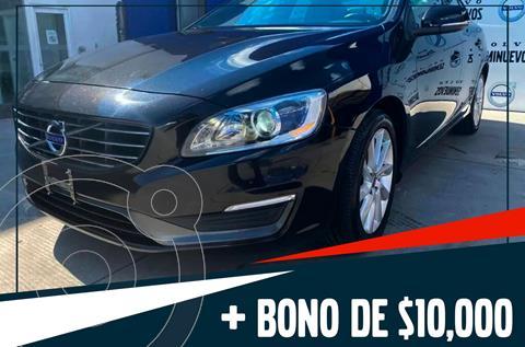 Volvo S60 T4 Addition Aut usado (2014) color Negro precio $199,000