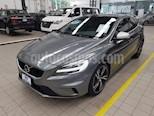 Foto venta Auto usado Volvo V40 5p R-Design T5 L4/2.0/T Aut (2017) color Gris precio $385,000