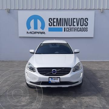 Volvo XC60 T5 Addition Plus usado (2015) color Blanco precio $280,000
