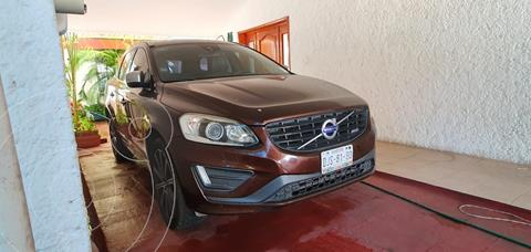 Volvo XC60 T6 R-Design AWD usado (2014) color Marron precio $238,000