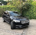 Volvo XC90 T6 Inscription AWD 7 Pas. usado (2018) color Negro precio $825,000