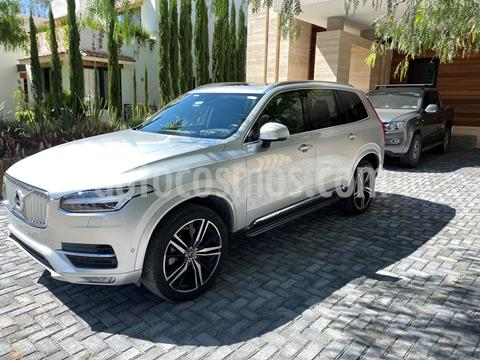 Volvo XC90 T6 Inscription AWD usado (2016) color Gris Plata  precio $560,000