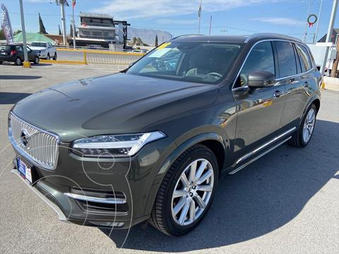 Volvo XC90 INSCRIPTION T6 AWD 7 SEATER usado (2018) color Gris precio $798,000