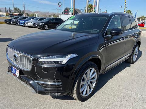 Volvo XC90 INSCRIPTION T6 AWD 7 SEATER usado (2018) color Negro precio $798,000