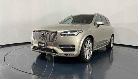 Volvo XC90 T6 Inscription AWD usado (2016) color Dorado precio $587,999