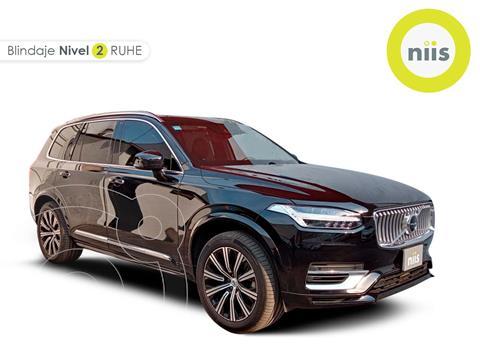 Volvo XC90 T8 Inscription EAWD usado (2020) color Negro precio $1,890,000